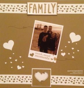 Family blog 8-1