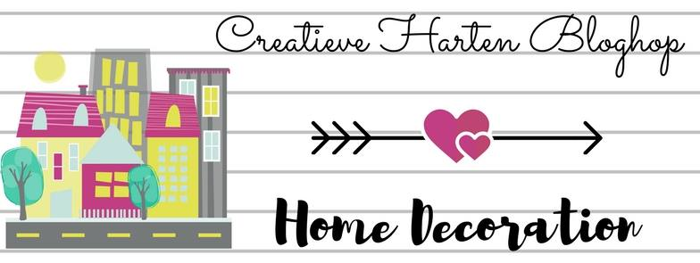 Creatieve Harten Bloghop Home Decoration
