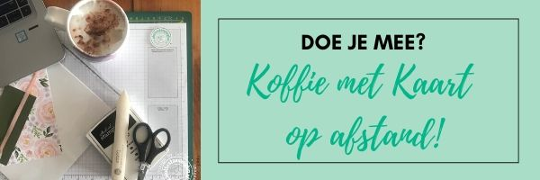 Koffie met Kaart op Afstand – Oktober 2020