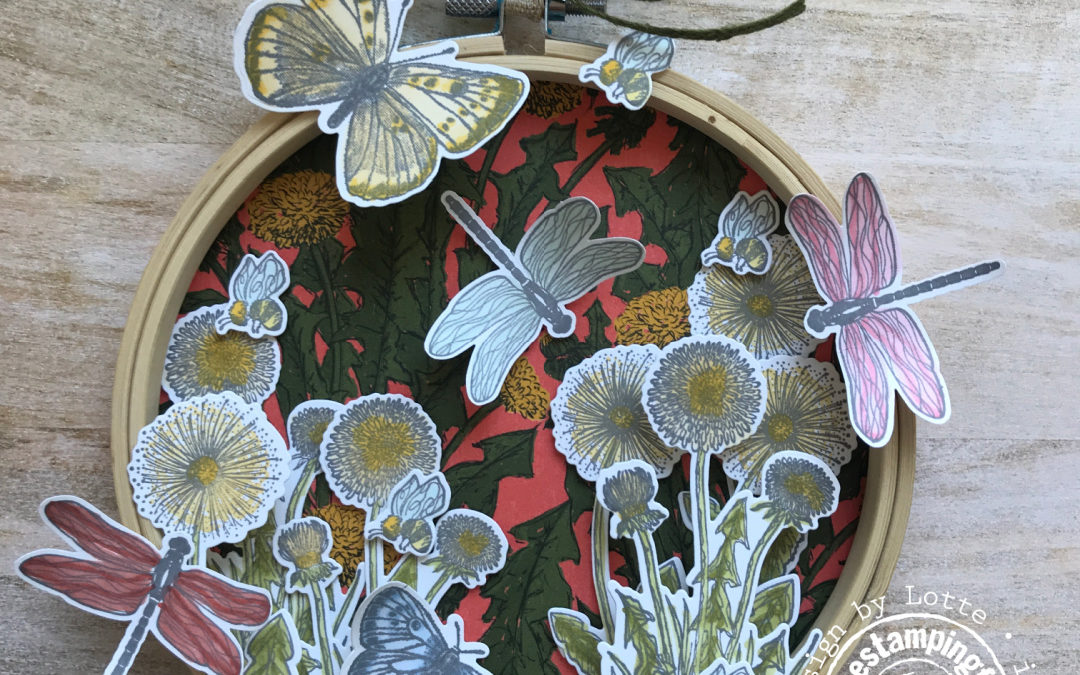Dandy Garden & Butterfly Brilliance – Home Decor