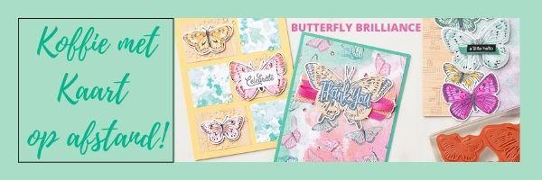 Butterfly Brilliance – Koffie met Kaart op Afstand April 2021