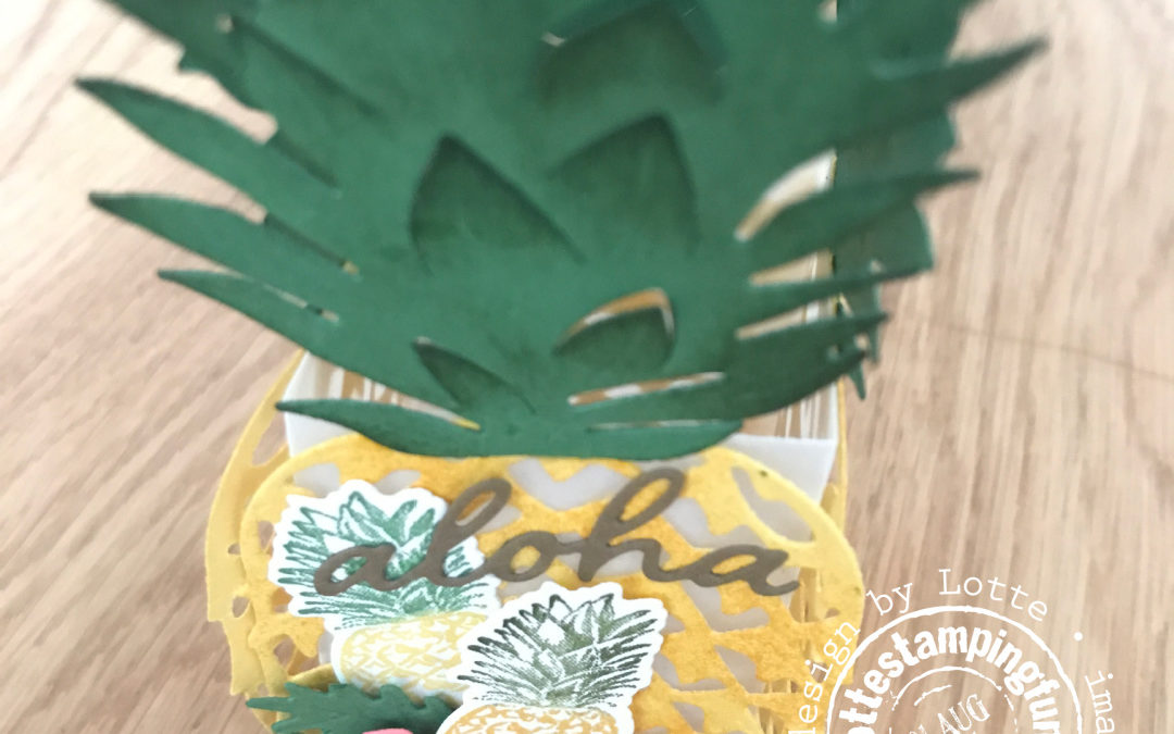Timeless Tropical Windlichtje – Feel Good Stampin' Blog Hop