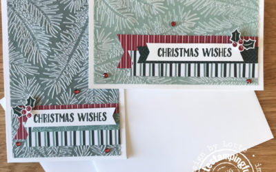 Christmas in July – Stempel, Inkt & Papier bloghop