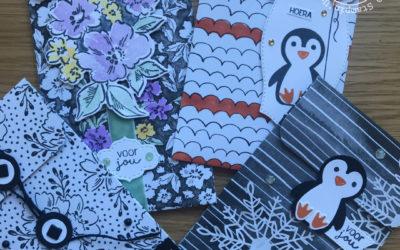3 cadeauzakjes uit 1 vel DSP – Stempel, Inkt & Papier bloghop