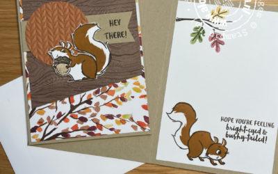 Nuts about Squirrels Sketch – Creatieve Harten Bloghop