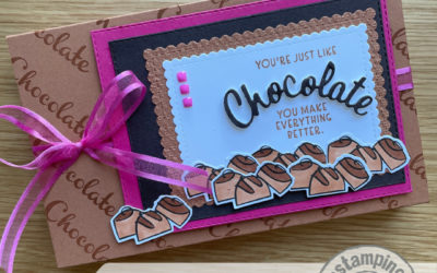 Nothing's better than Chocolate – Mooi Verpakt